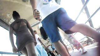 Hottie in mini skirt provides hot material for voyeur--_short_preview.mp4