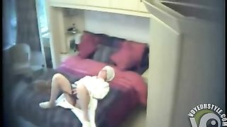 Desperate wife enjoys masturbating in the bedroom--_short_preview.mp4