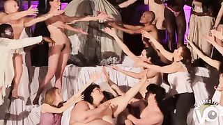 Partly nude opera production with lots of bodies on a stage--_short_preview.mp4