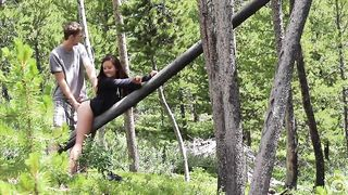 Young amateurs do a quickie in the middle of the woods--_short_preview.mp4