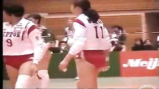 Female volleyball players and their juicy buttocks--_short_preview.mp4