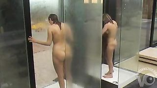 Girls washing in reality show footage--_short_preview.mp4