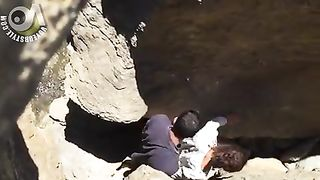 Drilling her twat between the rocks--_short_preview.mp4