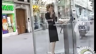 Sexy lady flashes her pussy in a phone booth--_short_preview.mp4
