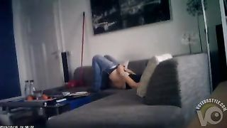 Lonely girl gets naughty at home--_short_preview.mp4