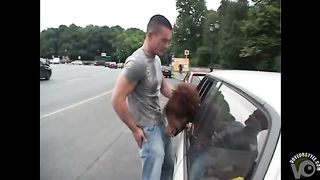 Public blowjob from a redhead in the car--_short_preview.mp4