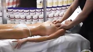 Massage demonstration on a slender girl in panties--_short_preview.mp4