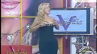 Busty TV host barely keeps her tits in her shirt--_short_preview.mp4