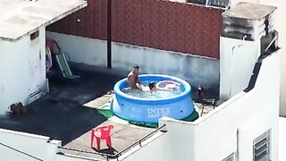 My horny neighbors caught having sex in the pool--_short_preview.mp4