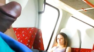 Stroking to a beautiful college girl on the train--_short_preview.mp4