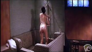 Stunning brunette bombshell showers completely naked--_short_preview.mp4