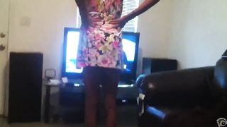 My chocolate stepsister uncovers her exquisite ass--_short_preview.mp4