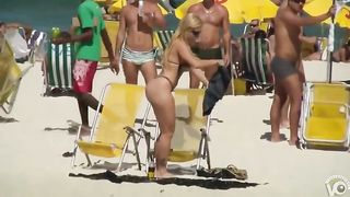 Real bombshell has some fun at the beach--_short_preview.mp4