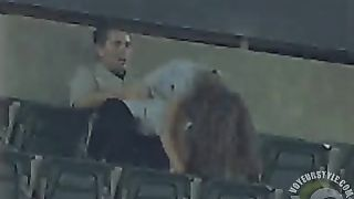 Horny friends make love in the high seats of the stadium--_short_preview.mp4