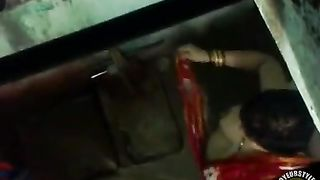Spying on a desi woman washing her clothes naked--_short_preview.mp4