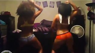 Chocolate bunnies shaking their meaty bums--_short_preview.mp4