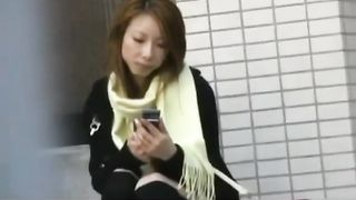 Japanese girl sexy upskirt on public sidewalk--_short_preview.mp4