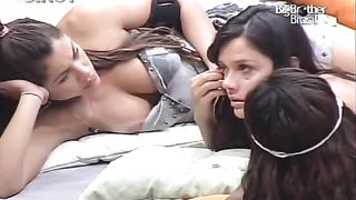 Big Brother participant talks to her attractive friends--_short_preview.mp4