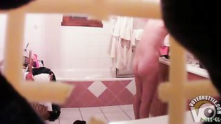 My slender aunt takes a look at the mirror--_short_preview.mp4