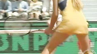 Tennis upskirt reveals her beautiful ass in boyshorts--_short_preview.mp4