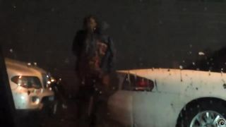 Emptying the bladder between the two cars--_short_preview.mp4