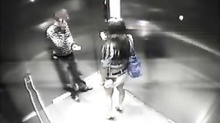 Security camera caught lovers in the elevator--_short_preview.mp4