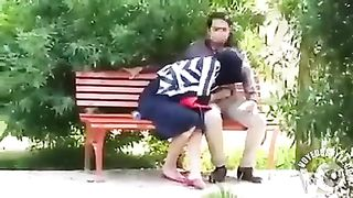 Turkish girl in hijab gives a blowjob to her friend in the city park--_short_preview.mp4