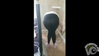 Mesmerizing babes wearing yoga pants--_short_preview.mp4