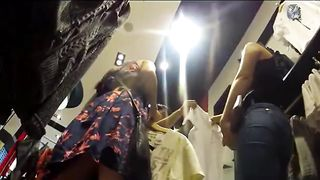Delicious panties under her colorful skirt--_short_preview.mp4
