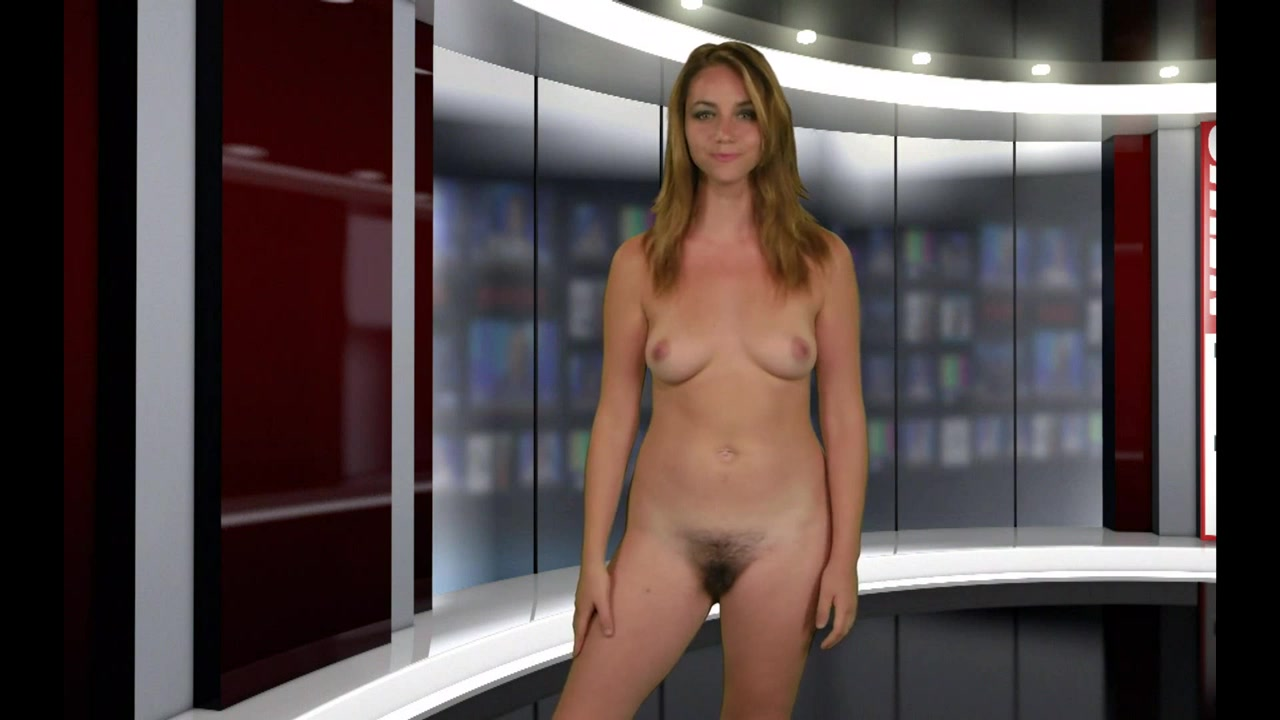 Nude News Presenters