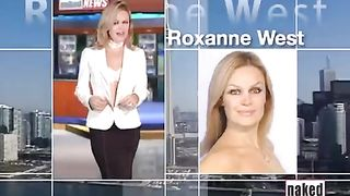 Gorgeous ladies get naked at the Naked News TV show to entrance the public--_short_preview.mp4