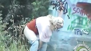 Two blondes go to take a leak--_short_preview.mp4