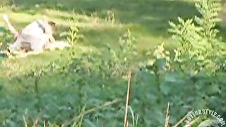 Two lovers caught having missionary sex in the park--_short_preview.mp4
