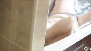 Chubby mom got taped while taking a long relaxing bath--_short_preview.mp4