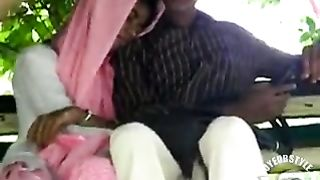 Foxy Desi girl gives her friend a handjob in public--_short_preview.mp4