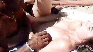 Black guy fucks white pussy at the beach--_short_preview.mp4