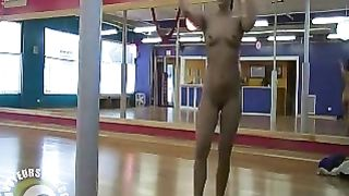 Talented brunette cutie does a sexy naked dance--_short_preview.mp4