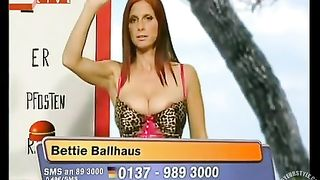 Bettie Ballhaus nipple slip on television--_short_preview.mp4