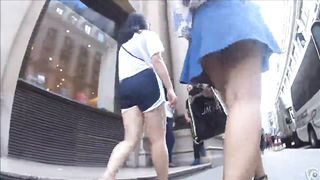 Blue skirt covers a perfect butt--_short_preview.mp4