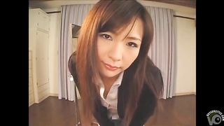 Asian beauty urinates in her jeans and makes a sexy mess--_short_preview.mp4