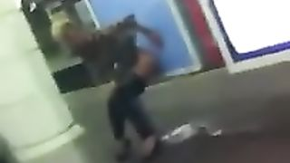 Drunkened hooker urinating in the metro--_short_preview.mp4