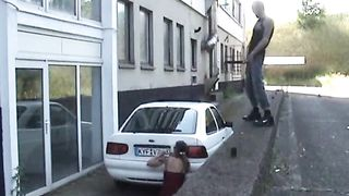 Female Peeping Tom takes a hot piss in her mouth--_short_preview.mp4