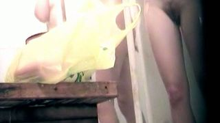 Sweet white adorable chicks in the public shower room--_short_preview.mp4