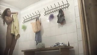 Sweet and lovely white brunette girl in the locker room wet and nude--_short_preview.mp4