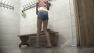 Skinny young white stranger girl undresses on hidden cam video--_short_preview.mp4