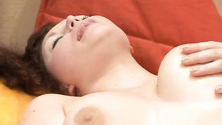 Busty and young brunette blows dick and fucks in missionary position--_short_preview.mp4