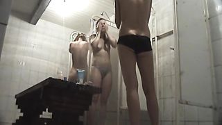 A bunch of white ladies undressing and washing in the shower room--_short_preview.mp4