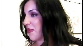 Experienced brunette milf in lingerie for pregnant women--_short_preview.mp4