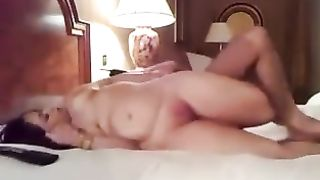 I bang soaking pussy of my lusty chubby Arab wife in bed--_short_preview.mp4