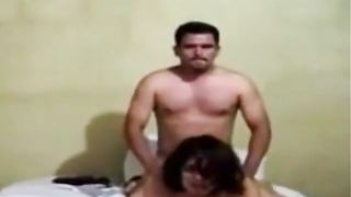 Big mature Arab man fucking his hot and submissive wife on cam--_short_preview.mp4
